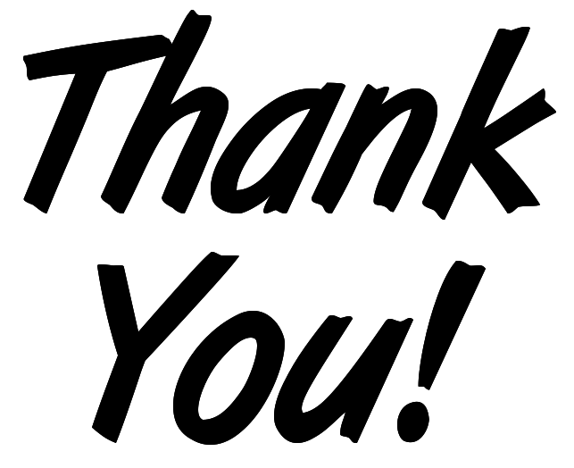 Thank you  free thank you clipart free images image 5