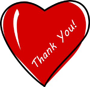 Thank you  free thank you volunteer clip art free clipart images 2