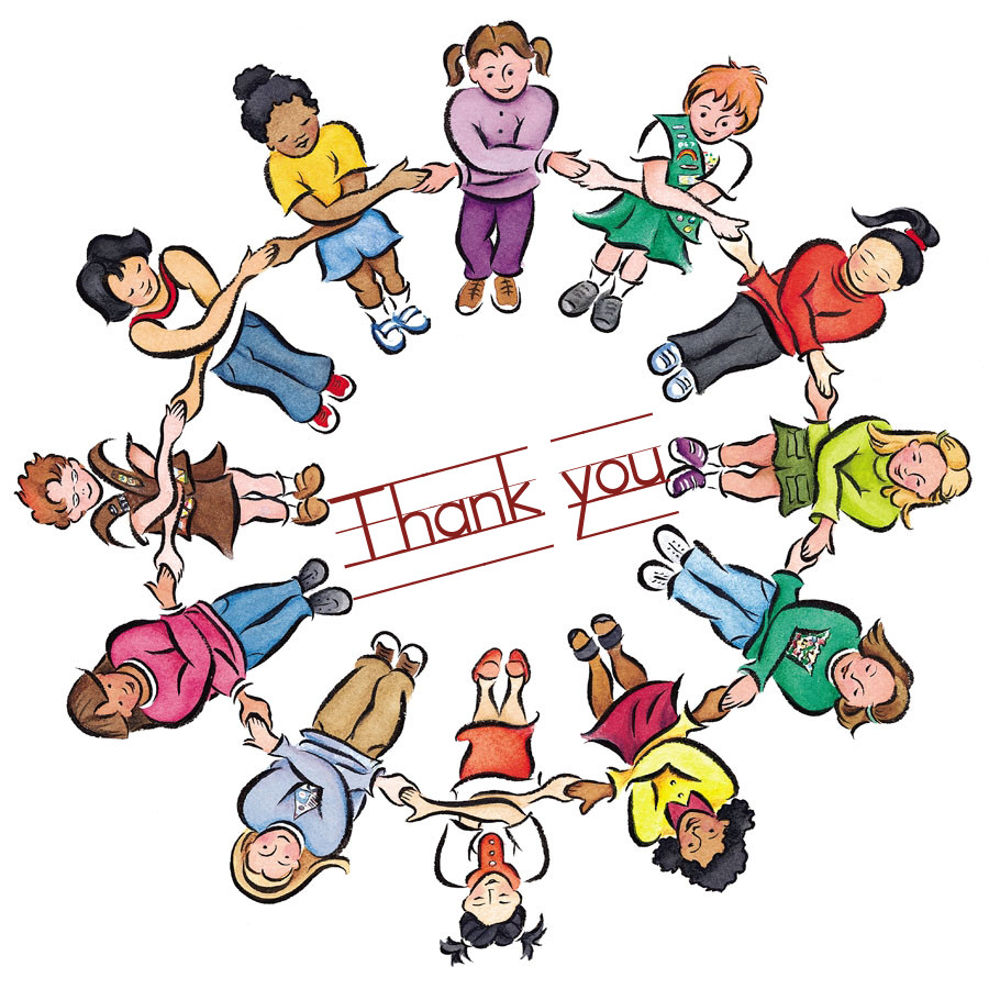 Thank you  free thank you volunteer clip art free clipart images