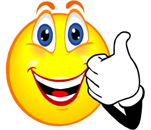 Thumbs up images clip art