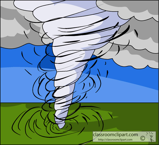 Tornado clipart free images 2