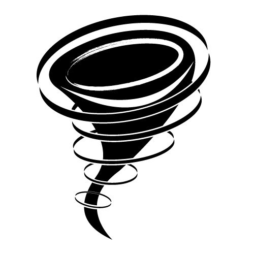 Tornado illustration free logo graphic ideas clip art