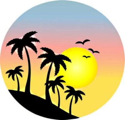Tropical free hawaiian clip lato tropical clipart