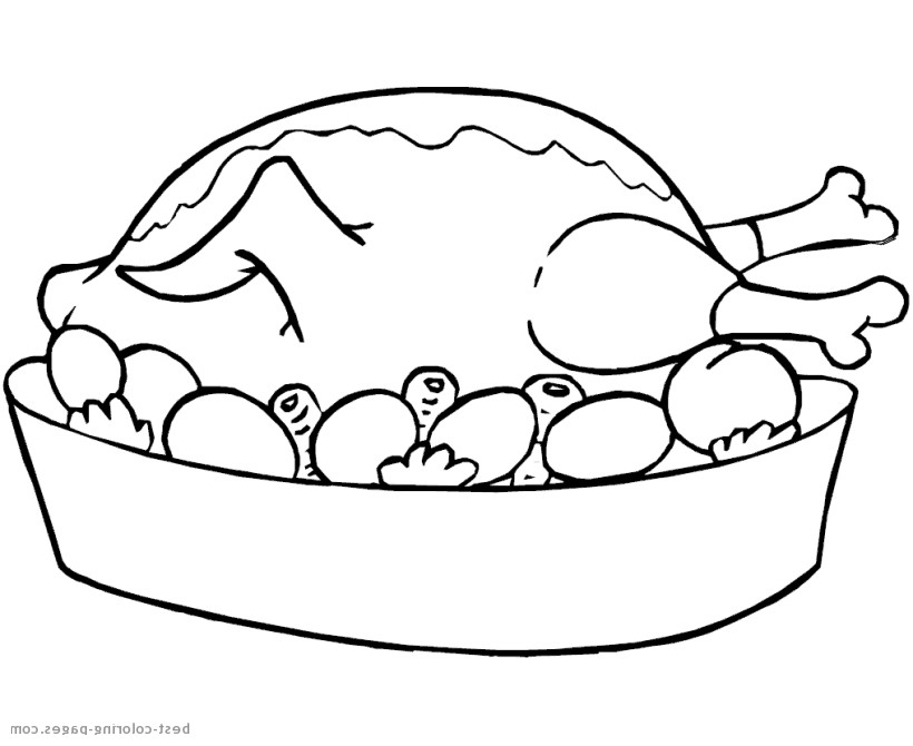 Turkey  black and white dinner plate clip art all nite graphics