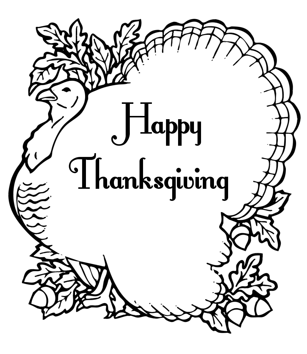 Turkey  black and white turkey clipart black and white 6