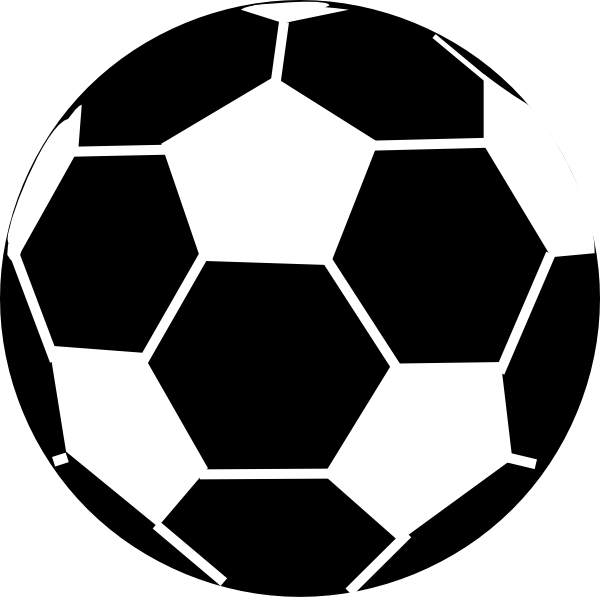 Vector soccer ball clip art free vector for download 10