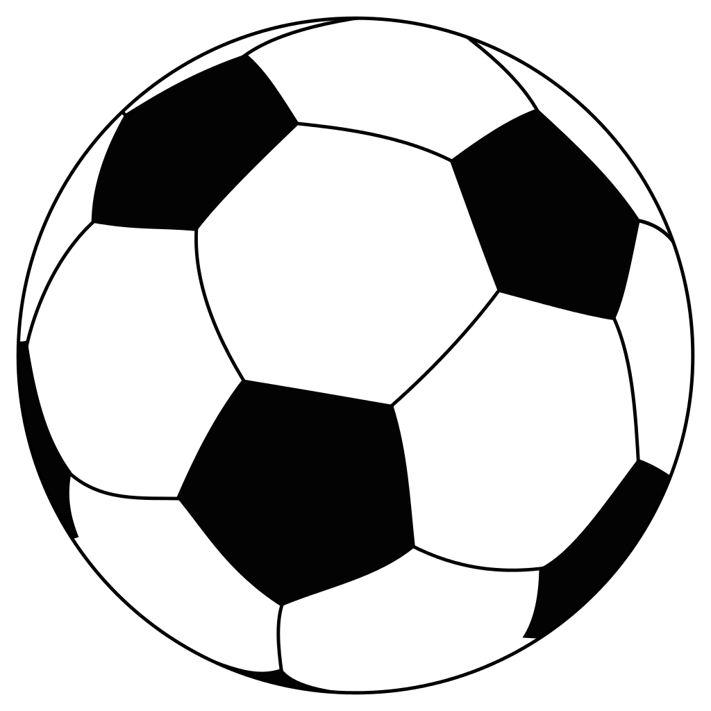 Vector soccer ball clip art free vector for download 5