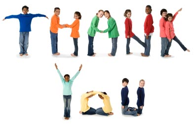 Volunteer free thank you clipart