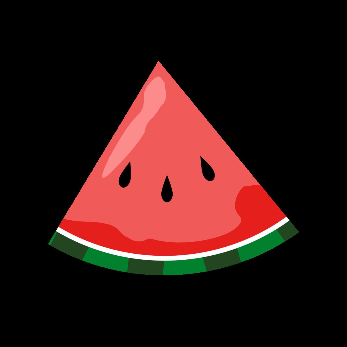 Watermelon clip art 2