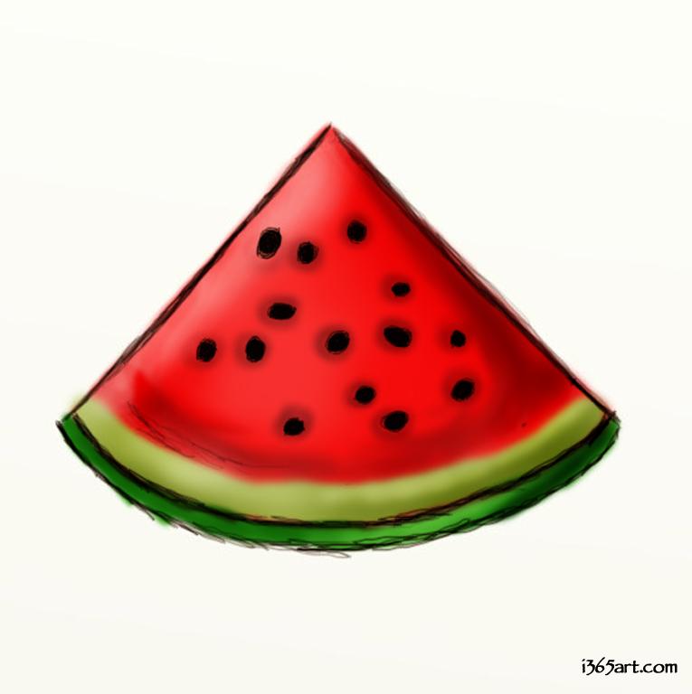 Watermelon clip art border free clipart images 3 2