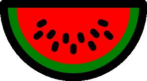 Watermelon clip art free clipart images
