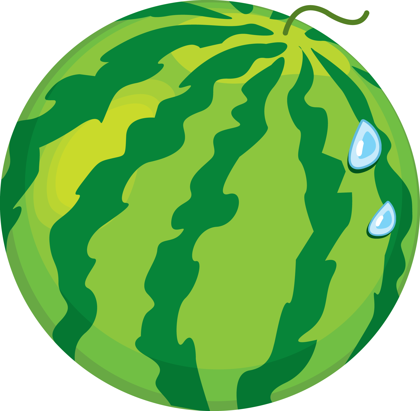 Watermelon clipart fruit clip art 2