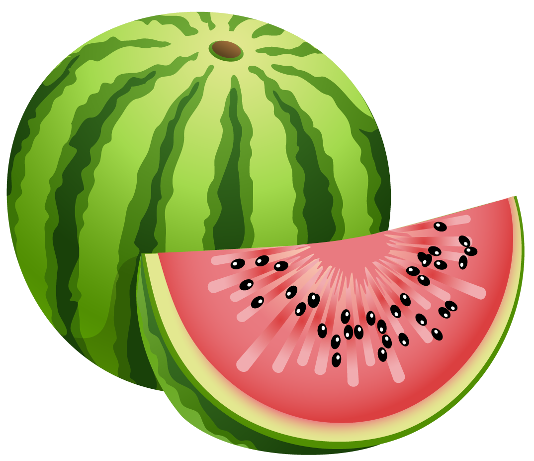 Watermelon clipart fruit clip art