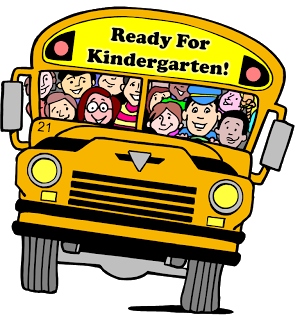 Welcome to kindergarten clipart 2