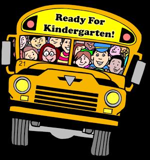 Welcome to kindergarten clipart 2
