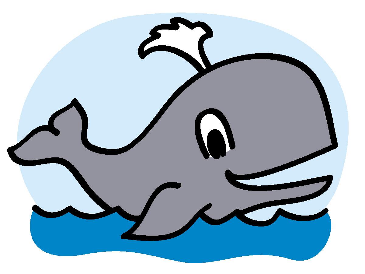 Whale clip art cartoon free clipart images 2