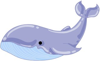 Whale clip art cartoon free clipart images 6