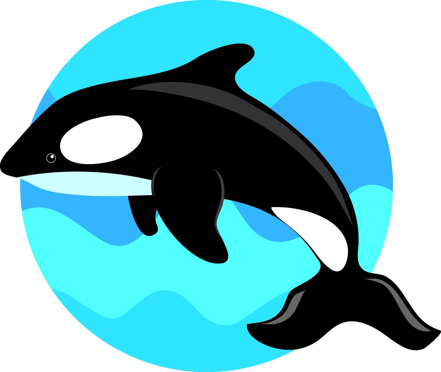 Whale clip art free clipart images 2