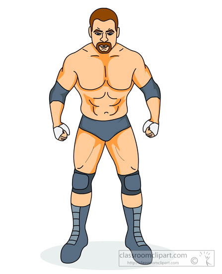 Wrestling clipart free images 3