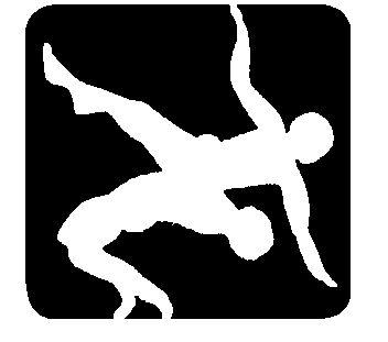 Wrestling logos clip art