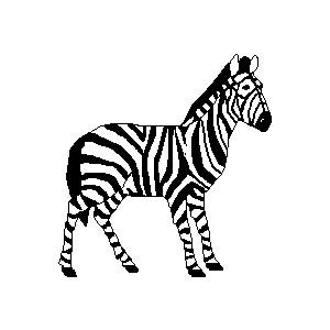 Zebra clip art free clipart images 2 3
