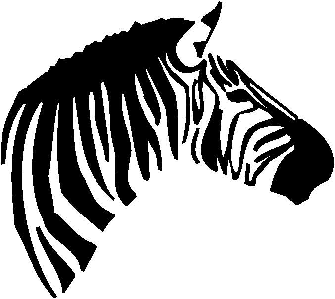 Zebra clip art free clipart images 3