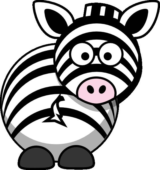 Zebra clipart animals clip art 4