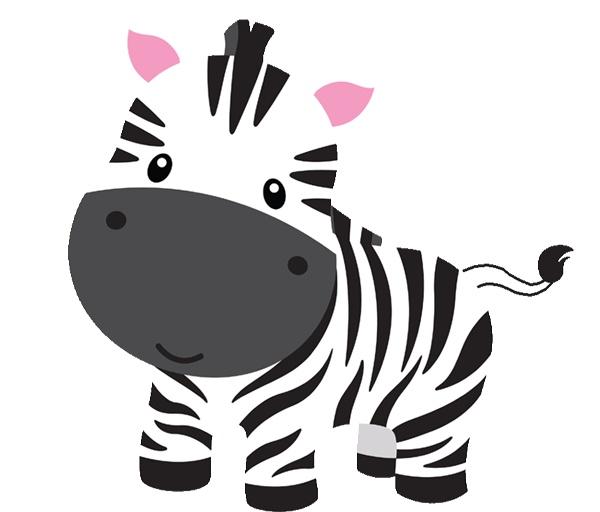 Zebra clipart animals clip art