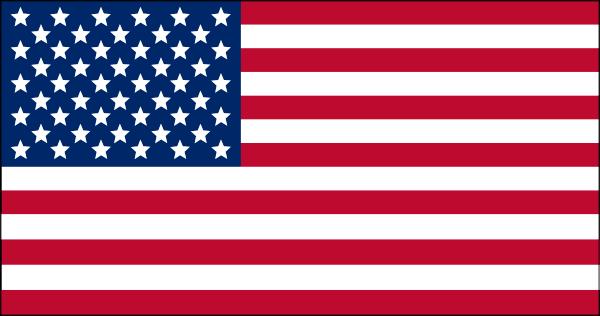 American flag clip art at vector clip art