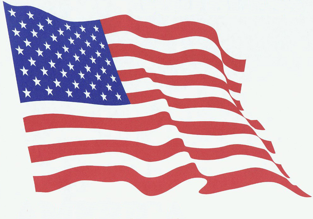 American flag clip art to download 3