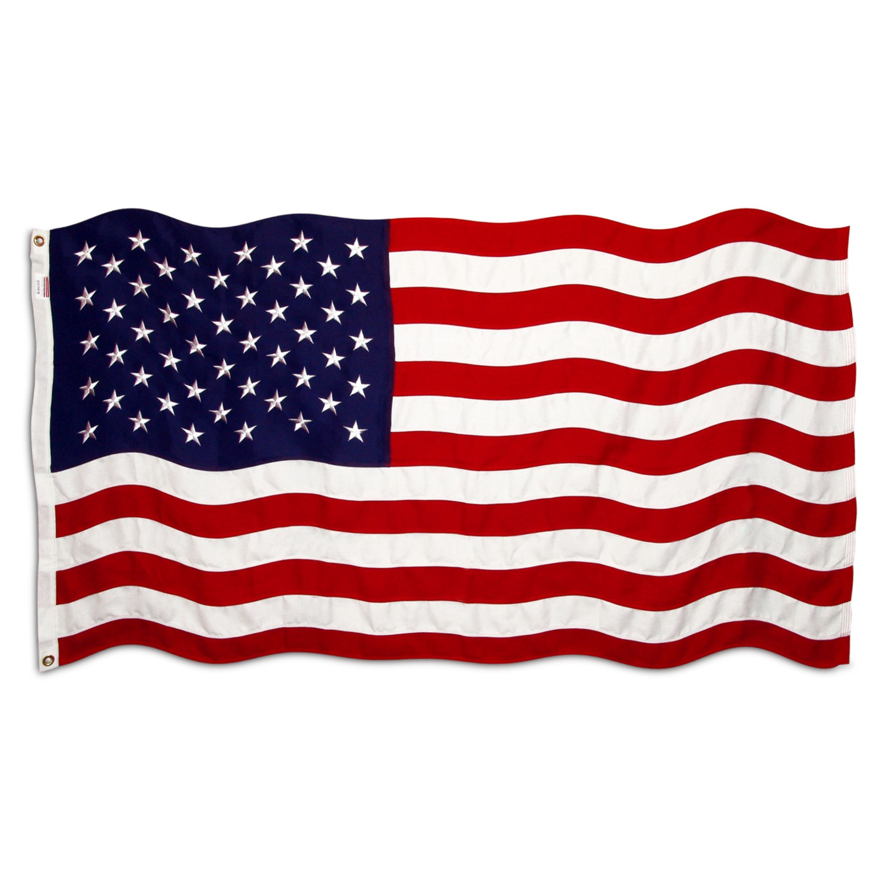 American flag clipart 3