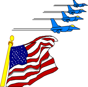 American flag clipart free usa graphics 2