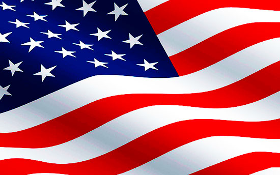 American flag free american patriotic s clipart