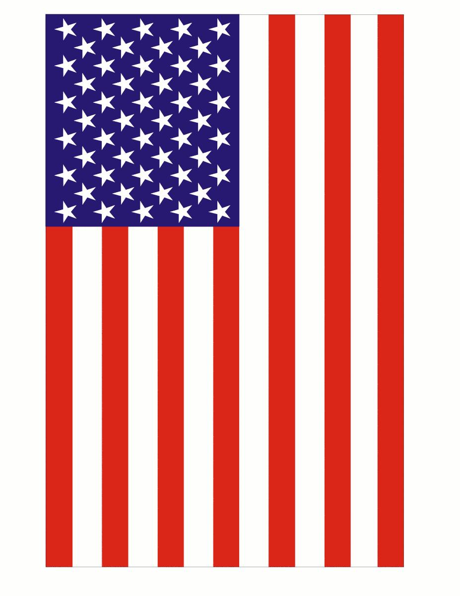 American flag usa clip art clipart