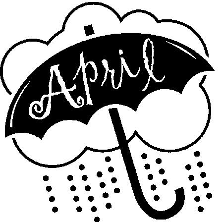 April clip art 0