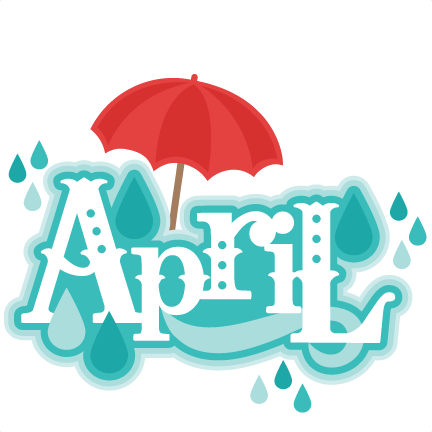 April clipart 2