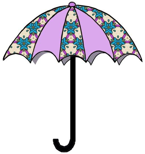 April showers clip art free clipart image