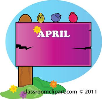 April showers clipart april free images image 5