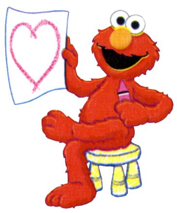 Baby elmo cookie monster and clip art on