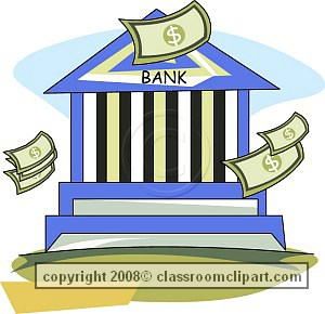 Bank clip art free clipart images 7