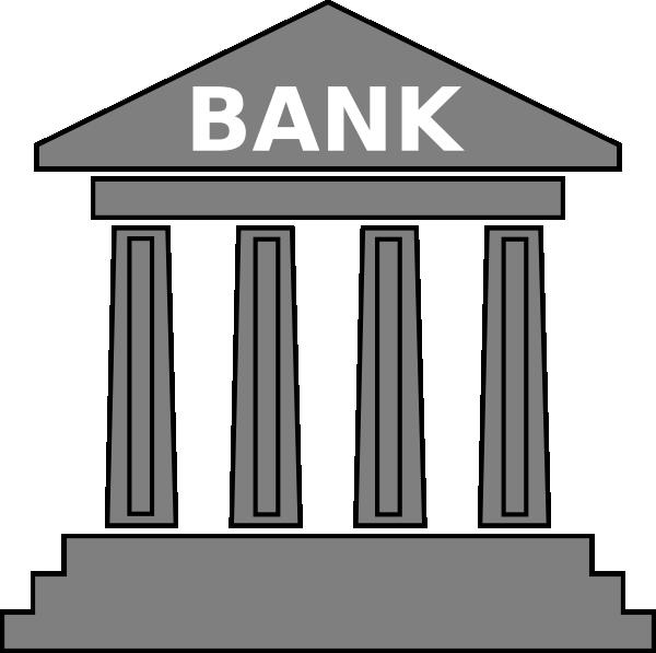 Bank clipart bank clip art image 2