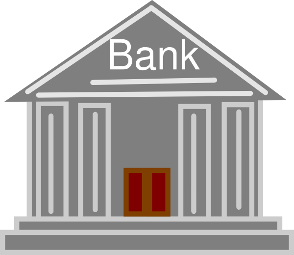 Bank clipart bank clip art image 3