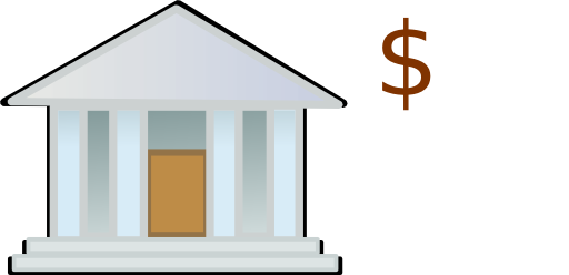 Banking clipart 8 bank free image