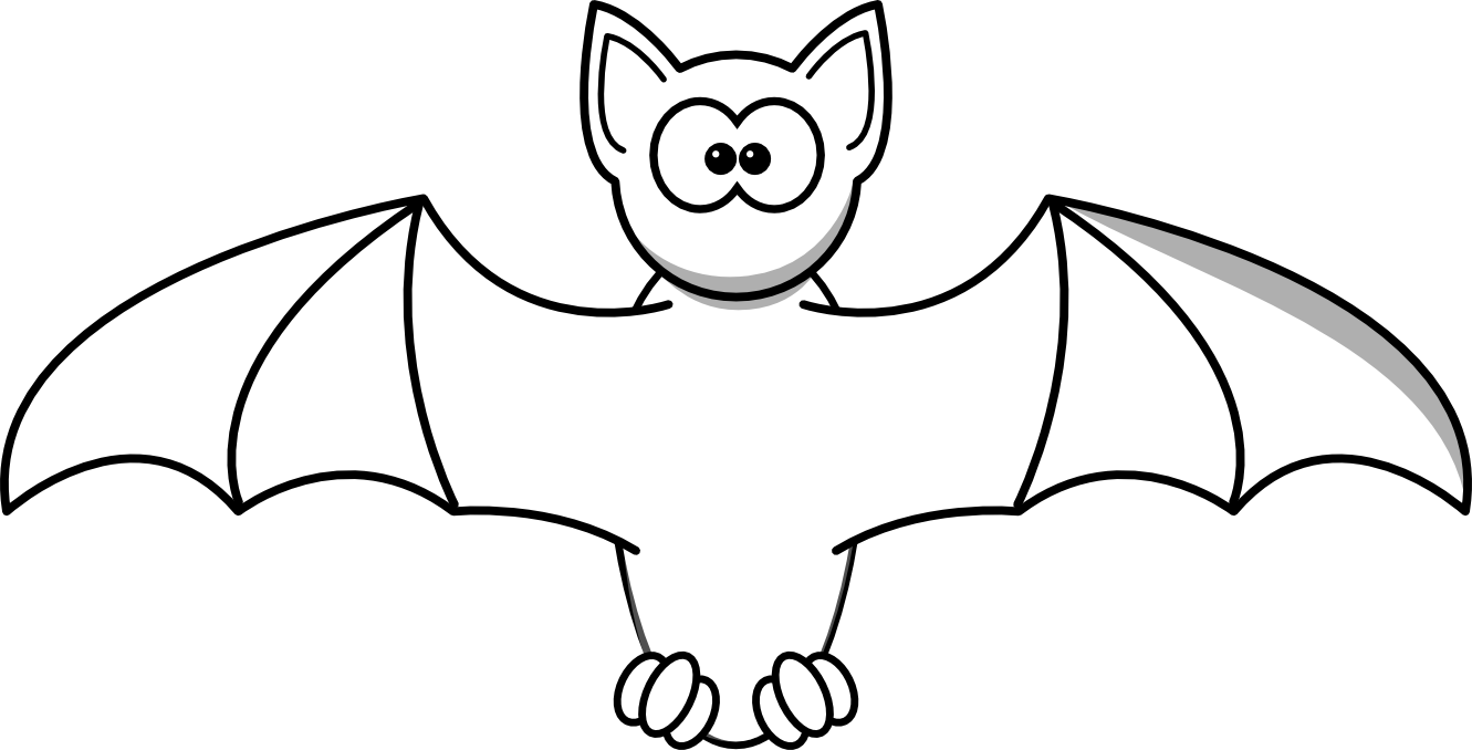 Bat  black and white bat clipart black and white free images