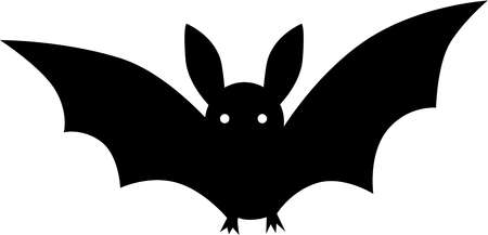 Bat  black and white halloween bat clipart black and white free 3 2