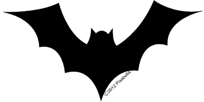 Bat  black and white halloween bat clipart black and white free 3