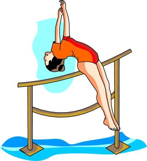 Boys gymnastics clipart free images 2