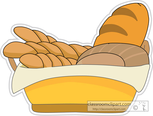 Bread clip art free vector for download about 5