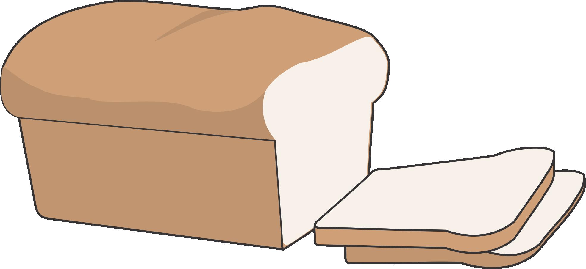 Bread clipart 2