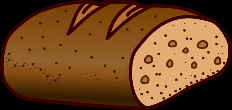 Bread clipart 4